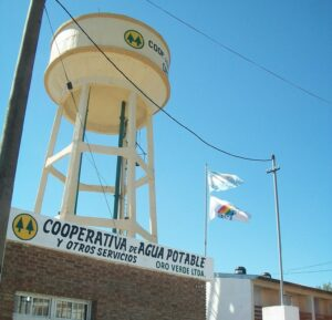 Cooperativa de Agua Potable